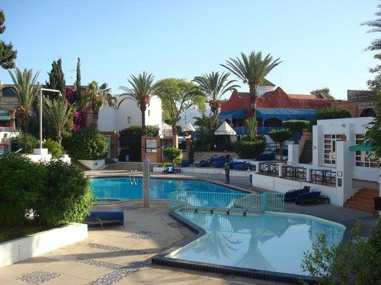Agador Tamlelt: Une des 5 piscines