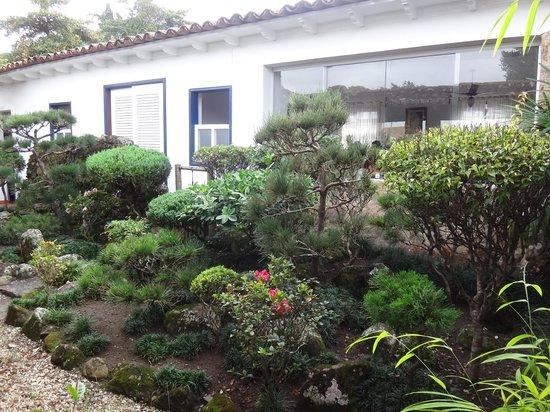 Jardim da Pousada Aconchego