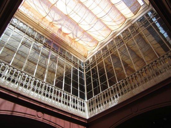 Casa Palacio Conde de la Corte: Patio