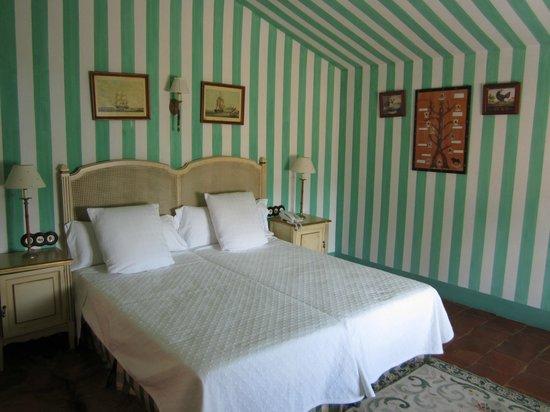 Casa Palacio Conde de la Corte: Dormitorio