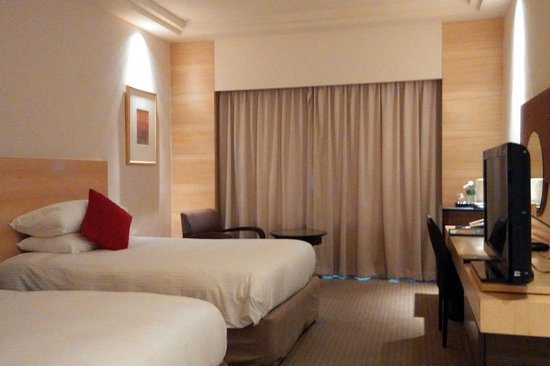 PARKROYAL Kuala Lumpur: Deluxe twin room