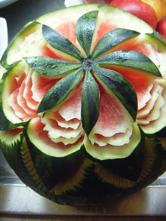 DIT Majestic Beach Resort : more watermelon