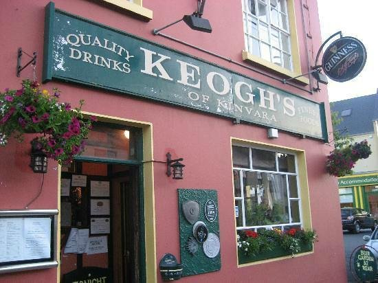 Keogh's of Kinvara Bar & Restaurant : Keogh's of Kinvara Bar and Restaurant