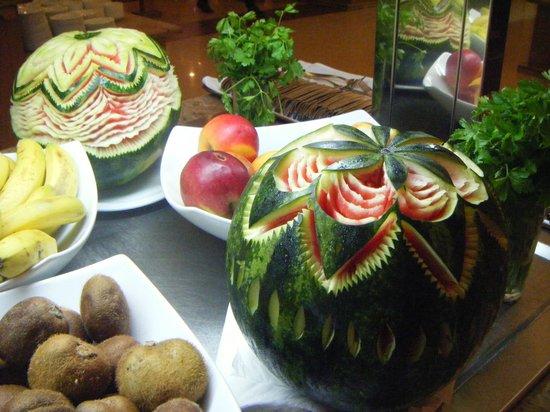 DIT Majestic Beach Resort : watermelon
