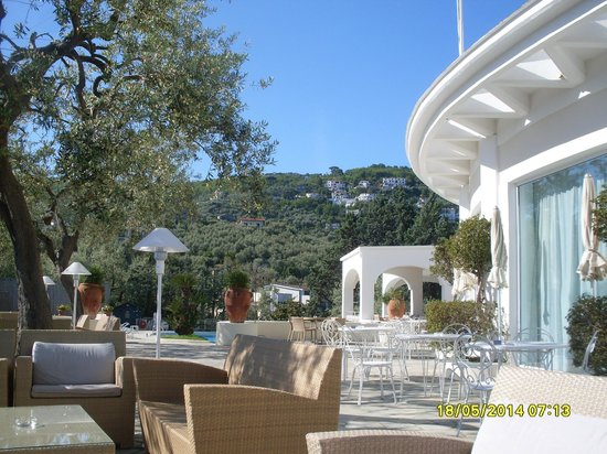 Grand Hotel Aminta: Nice outside too!