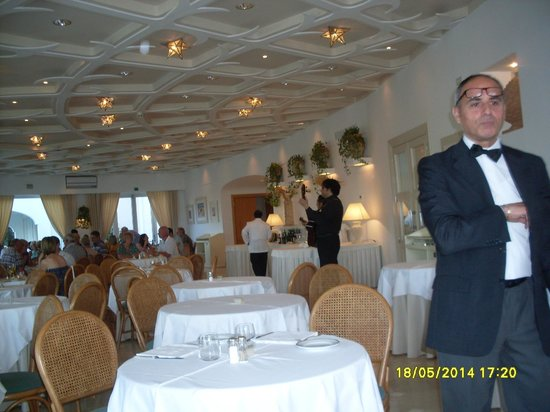 Grand Hotel Aminta: Great staff