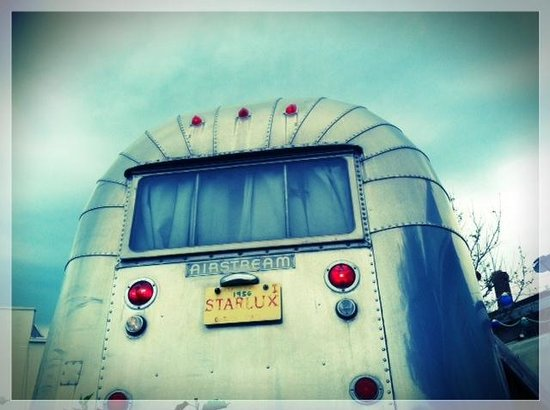 The StarLux Hotel & Suites: The Fabulous Airstream