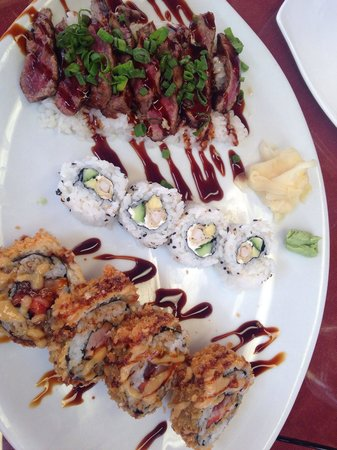 Oyster & Sushi Bar Bota: Delicious