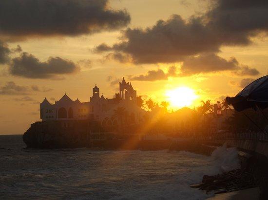 Oceano Palace: Malecon de Mazatlán