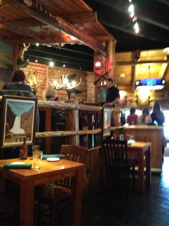 Gun Barrel Steak & Game House: Suprise at every turn