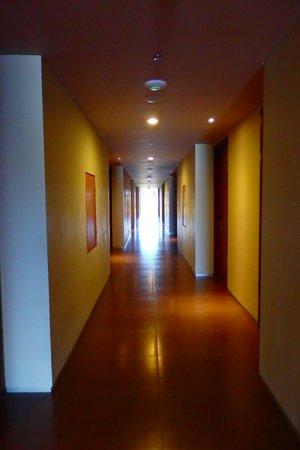 The Kana Kuta- Hallway to Room 122