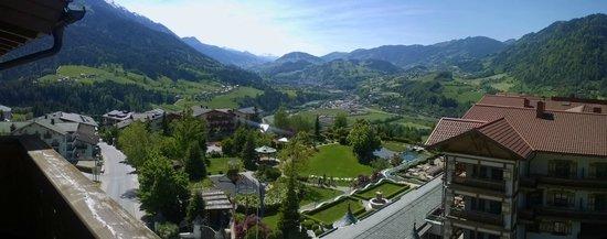 Sonnhof Alpendorf: Panorama