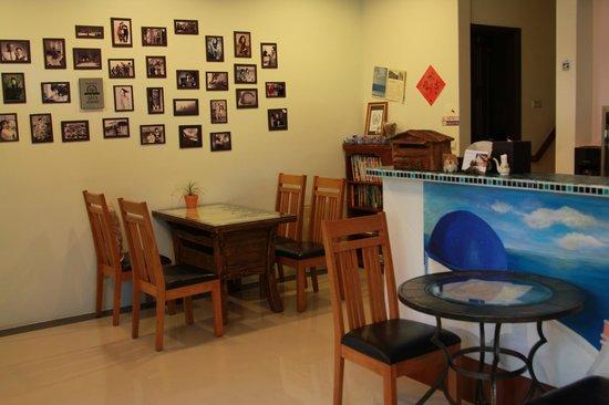 "Errantry Lodge & Studio: ""restaurant"""