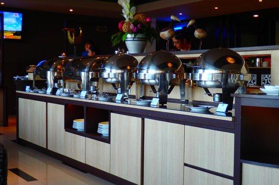 The Kana Kuta: The Kana  Kuta - At the Restaurant - Buffet