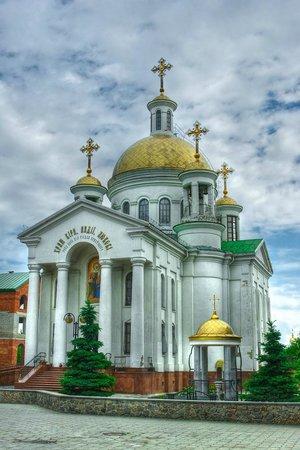 Saints Vira, Nadiya, Lyubov and Sophia Church