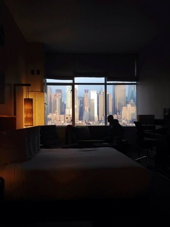 Ink48 - a Kimpton Hotel: That View!!