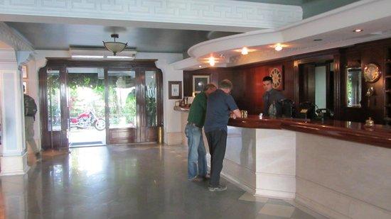 Kismet Hotel: le lobby