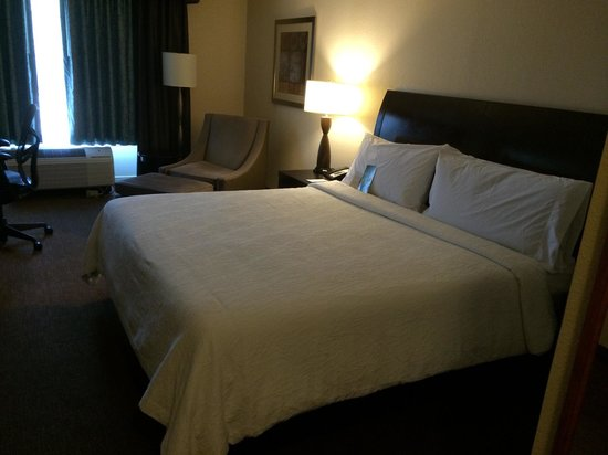 Hilton Garden Inn Nashville Airport : King room