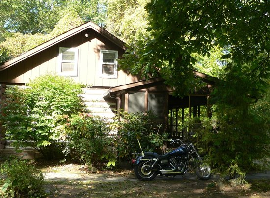 Cheat River Lodge and Riverside Cabins: Rhododendron Cabin