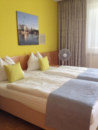 Das Capri. Ihr Wiener Hotel: Room 608