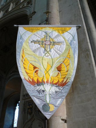 Norwich Cathedral: Beautiful Artwork