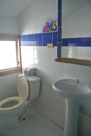 Hotel Olas : la salle de bain