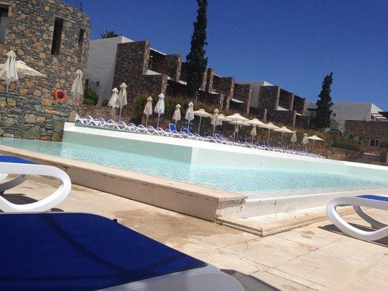 Mirabello Beach & Village Hotel : Pool in village area