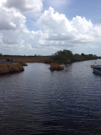 Capt Mitch's - Everglades Private Airboat Tours : getting started