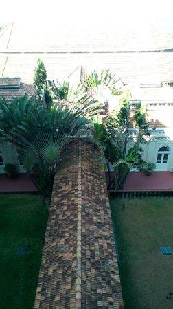 Taj Samudra Colombo : Towards Thai restaurant