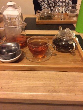 Wabi Sabi Tearoom: Tea set