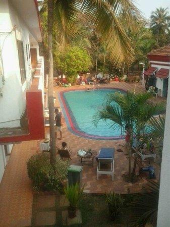 Anjuna Beach Resort: From room