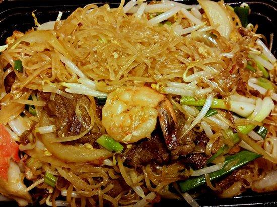 Simply Khmer : pad thai (mee cha) special