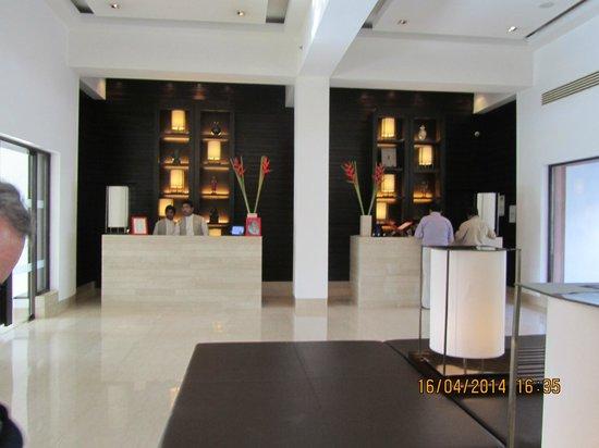Trident, Agra: Bonito y moderno hall