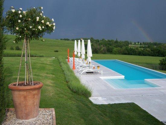 B&B Villa Luogoceleste: Magic Rainbow