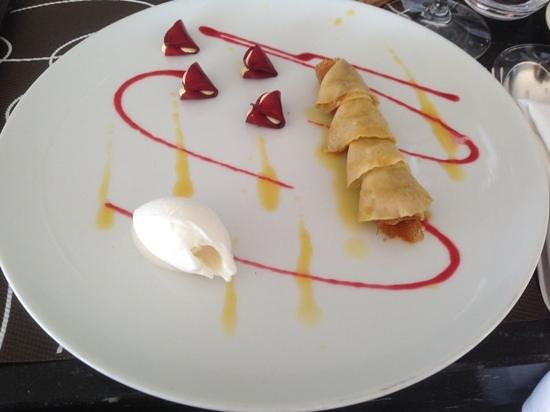 Mul Yam Restaurant: креп...