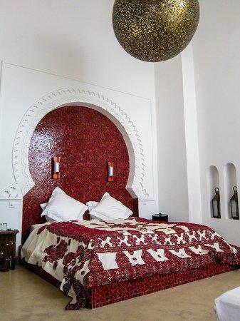 P'tit Habibi: Hazy Moon room