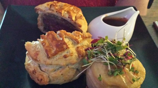 The Waterfront: Beef Wellington