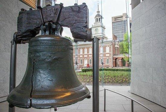 Liberty Bell Center: Silent beauty