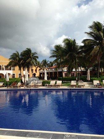 Dreams Tulum Resort & Spa : pool