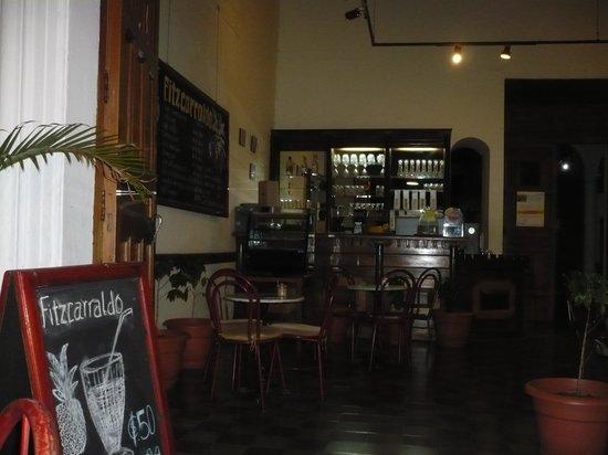 Fitzcarraldo: More of a cafe than a bar