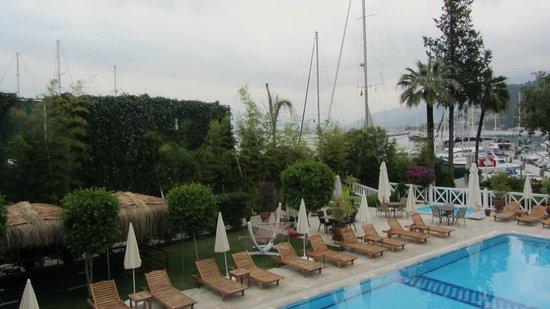 Marina Boutique Fethiye  Hotel : du balcon