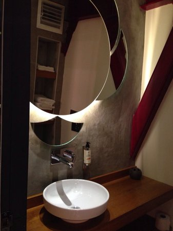 Nuru Ziya Suites : Bagno della Suite