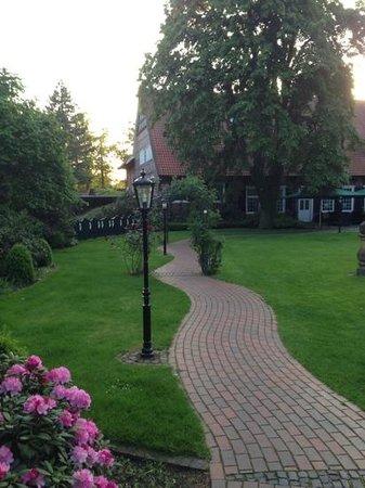 Hotel Klosterpforte: Zugang zwischen den Häusern
