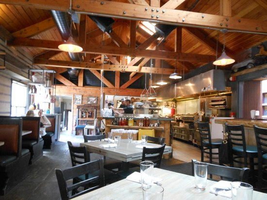 Smugglers Brew Pub: Kitchen