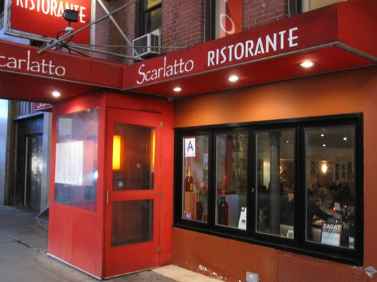 Scarlatto: Outside