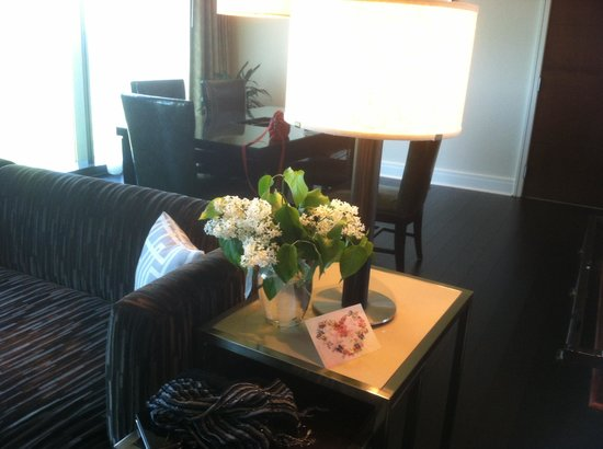 The Fox Tower at Foxwoods : Presidential suite