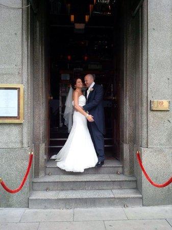 Sir Thomas Hotel : Fab wedding venue