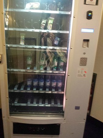 Mercure Roma West: dispenser