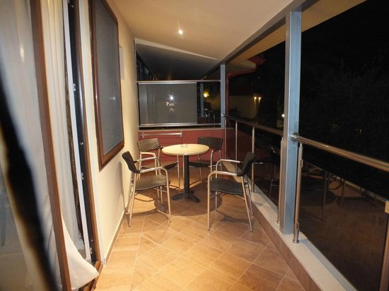 Lagomandra Hotel & Spa: Балкон номера