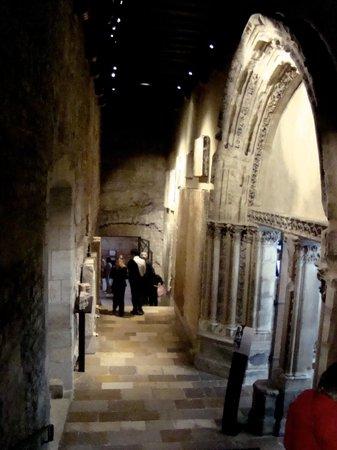 Musée de Cluny - Musée National du Moyen Âge : Музей